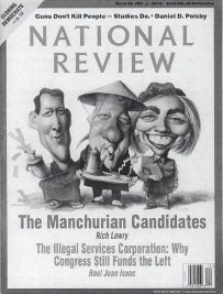 National Review: The Manchurian Candidates